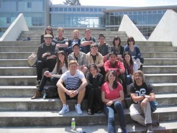 Team BAR Lab, NOWCAM 2010 Bellingham, Washington